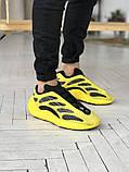 Чоловічі кросівки Adidas Yeezy 700 v3, фото 4