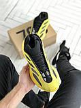 Чоловічі кросівки Adidas Yeezy 700 v3, фото 7