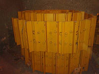 Гусеница в сборе 8203MJ-371511 для бульдозера Shantui SD16