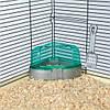 Trixie TX-6256 туалет угловой для мышей,хомяков (14 х 8 х 11/11 см)