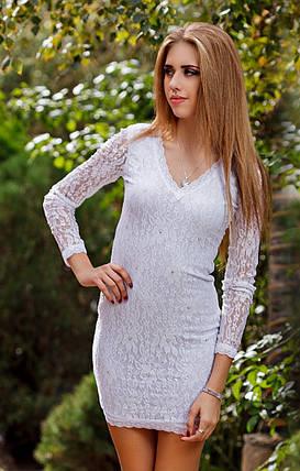 Д344 Платье с открытой спиной, фото 2