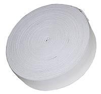 Резинка для одежды (60мм/40м) белая