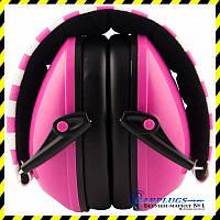 Навушники для дітей Alpine Muffy Pink., фото 1