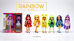 Rainbow High. MGA