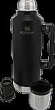 Термос STANLEY Classic Legendary 2.3 литра черный Стенли Стэнли Стенлі Класік Классик, фото 2