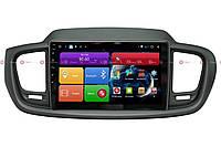 Головное устройство на KIA New Sorento на Android 7.1.1 (Nougat) RedPower 31242 R IPS DSP
