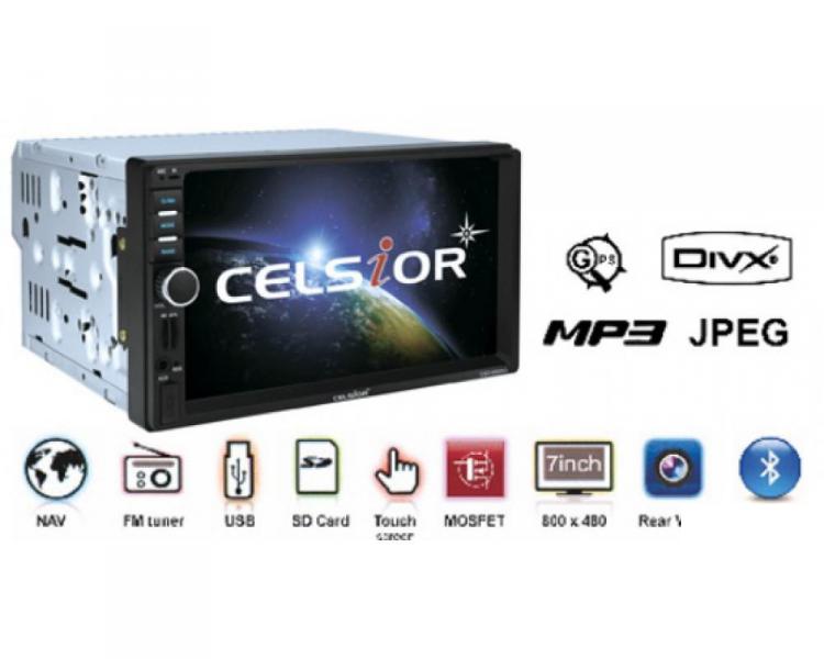 Автомагнитола Celsior CST-6505G
