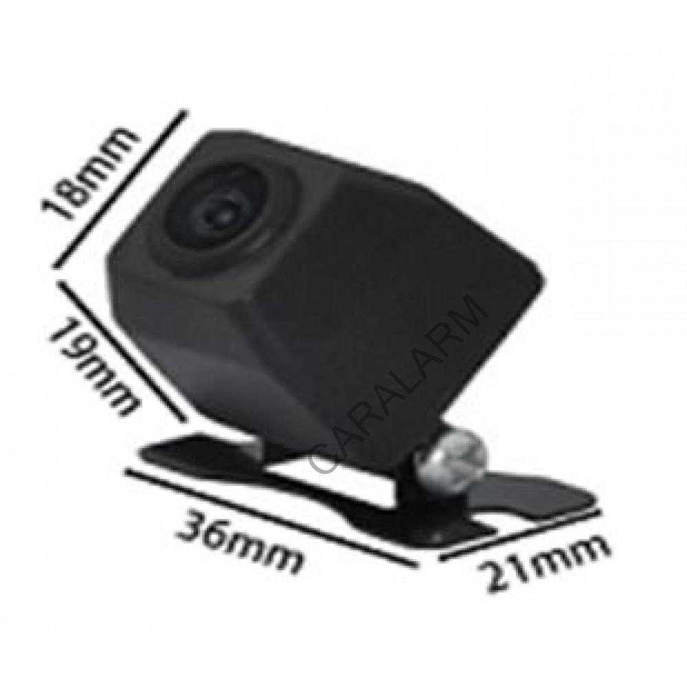 Камера заднего/переднего вида iDIAL ET-686 CCD универсальная