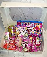 Набор L.O.L surprise набор для девочек с капсулами lol