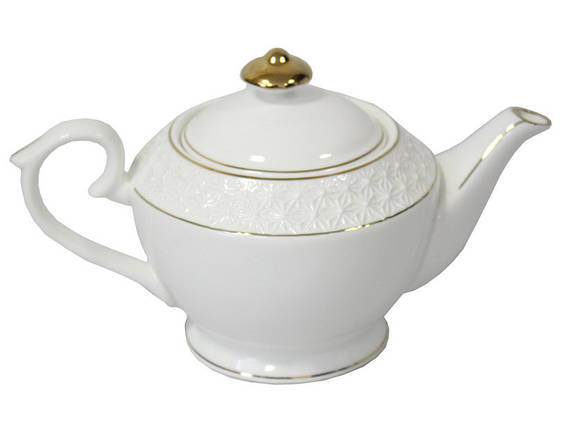 Заварочный чайник 850 мл Снежная Королева Interos 4405313-А, фото 2