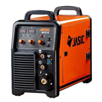 Jasic MIG 250 N 208 (без пальника)