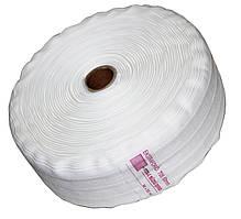 Тесьма шторная (60мм/50м) белая