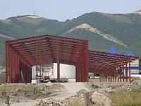 Металлоконструкции (Здания, фермы)