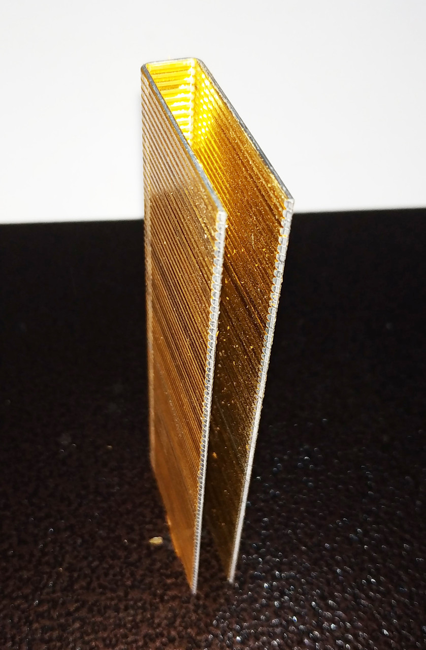 Скоба для пневмостеплера Bizon 14/40z (10.5мм х 40мм.) Скоба для пневматического пистолета (13кг упаковка)