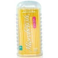 Микроаппликаторы короткие Microbrush Original - Fine,Regular 100шт/уп