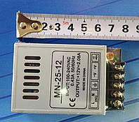 Блок питания 25 Вт,(2,08А)12В. Mini, фото 1