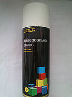 Аэрозольная краска Lider Ral 9010 (Белый Матовый) 400мл