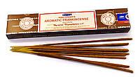 "Благовония масала Aromatic Frankincense ""Ароматный Ладан"", Satya, Индия"