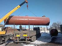 Изготовление Резервуаров для воды и нефтепродуктов