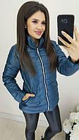 Женская куртка плащевка, фото 1