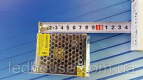 Блок питания 36 Вт,(3А)12В. Mini