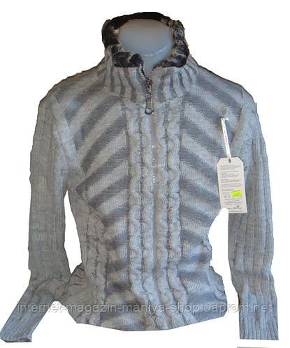 Мужской свитер Турция полный замок
