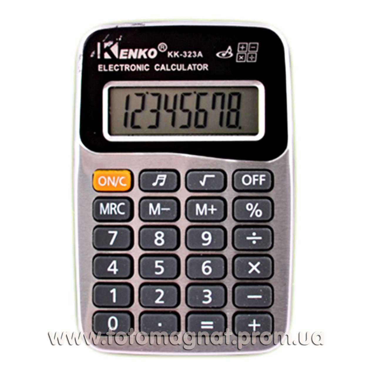 Калькулятор карманный  Kenko 323А
