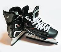 Коньки раздвижные детские хоккейные (32-35)TG-KH091R