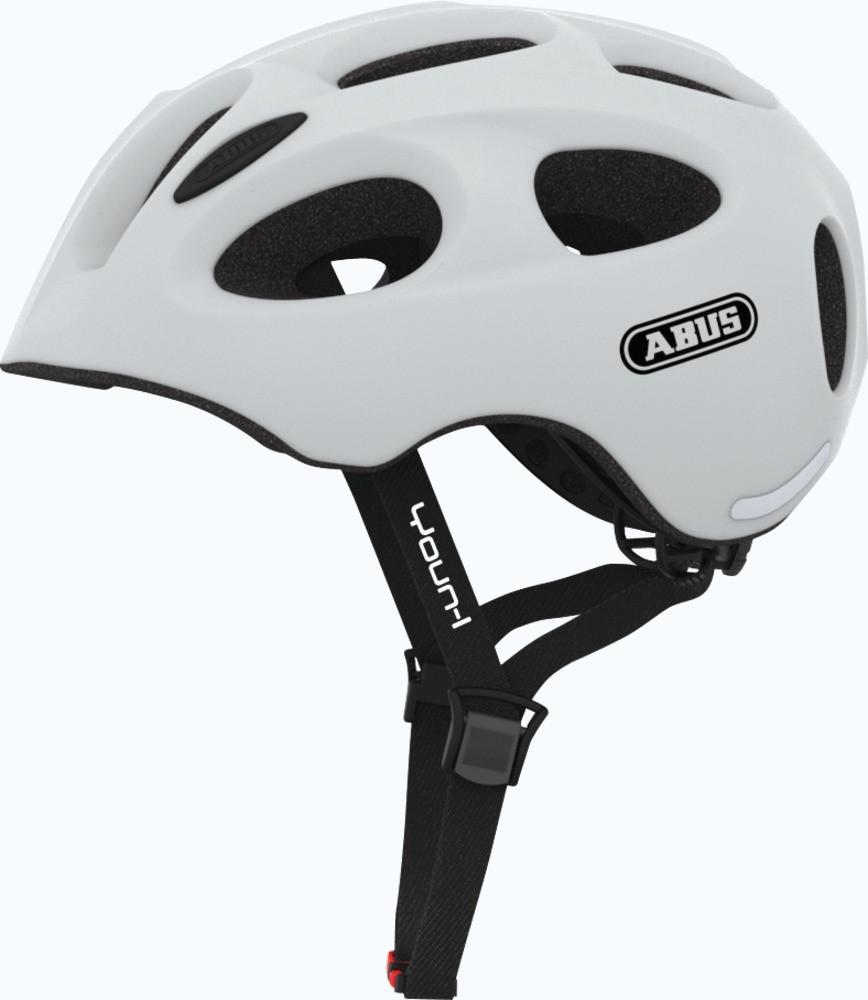 Велосипедний дитячий шолом ABUS YOUN-I M 52-57 Polar Matt