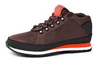 Кроcсовки New Balance HL754BO мужские коричневые, кожа