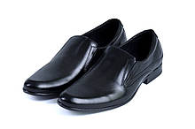 Чоловічі шкіряні туфлі AVA De Lux