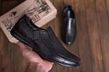 Мужские кожаные туфли Matador Officer shoes, фото 6