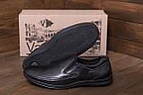 Мужские кожаные туфли Matador Officer shoes, фото 7
