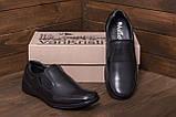 Мужские кожаные туфли Matador Officer shoes, фото 8