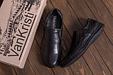 Мужские кожаные туфли Matador Officer shoes, фото 9