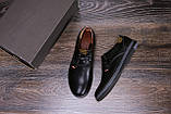 Чоловічі шкіряні туфлі Levis Stage 1, фото 10