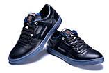Чоловічі шкіряні кросівки Reebok, фото 4