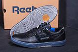 Чоловічі шкіряні кросівки Reebok, фото 9