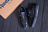 Чоловічі шкіряні кросівки Reebok, фото 10