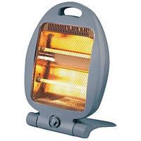 Обогреватель галогеновый нагреватель кварцевый 800 Вт, 2 режима