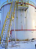 Ремонт вертикальных резервуаров