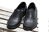 Мужские кожаные туфли Trafik City Style, фото 6