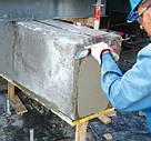 Сухая смесь для чистовой отделки бетонных поверхностей MasterEmaco N 900, фото 3