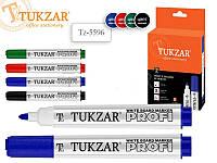 Набор маркеров TZ-5596-4 сухостир д/доски