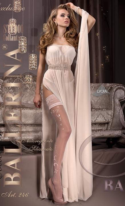 Чулки Ballerina 246 - белый