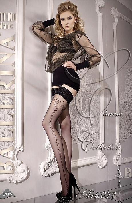 Чулки Ballerina 072
