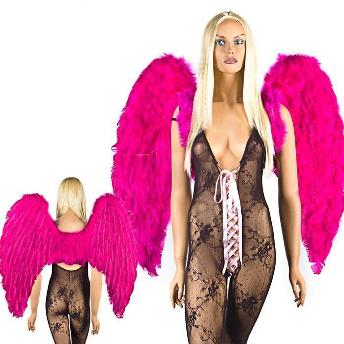 Крылья Electric Lingerie WB - розовый