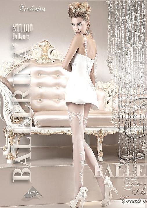 Колготки Ballerina 110 - белый