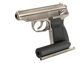 WE-MK GBB Pistol - Silver [WE] (для страйкбола), фото 3