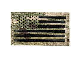 Naszywka USA Flag - Multicam [EM](для страйкбола)